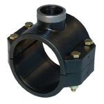 Водоотвод с металлическим кольцом