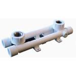 Урегулированный отвод с внутренней резьбой и креплением